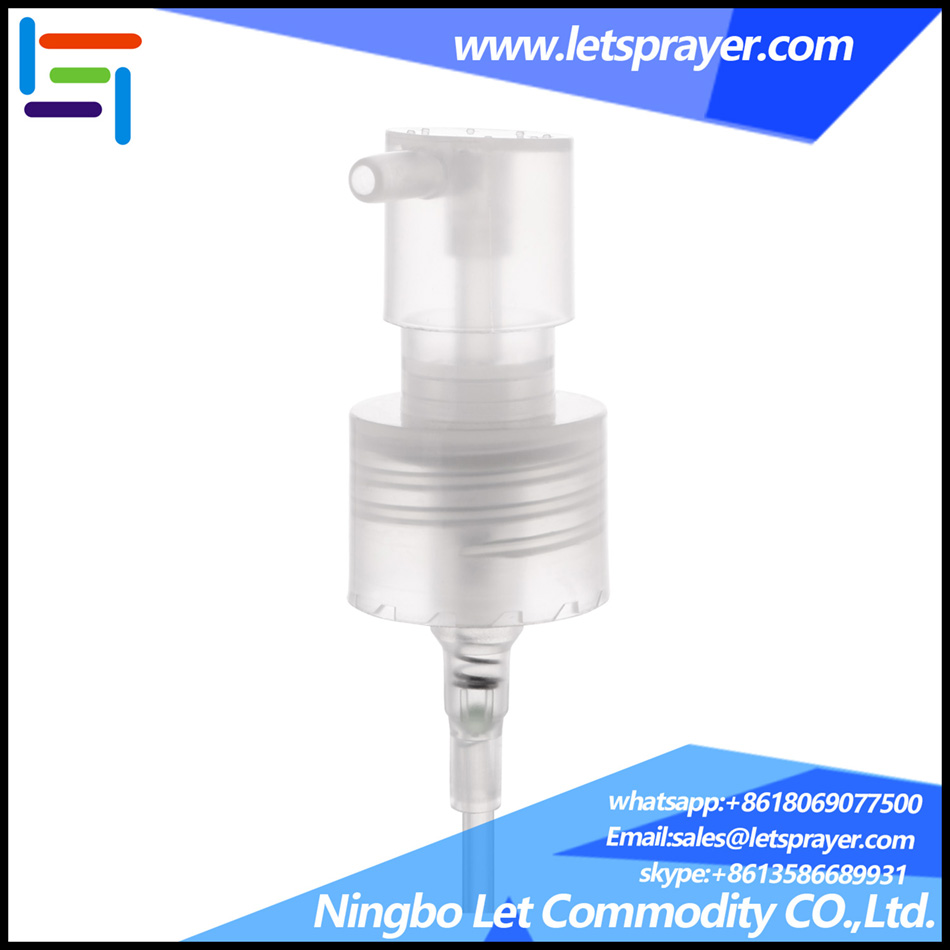 Mist sprayer for comstic